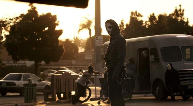 Anarchy: La noche de las bestias (2014), The Purge 2 de 3