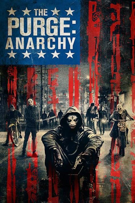 Anarchy: La noche de las bestias - poster