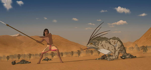 Arjun: The Warrior Prince 03