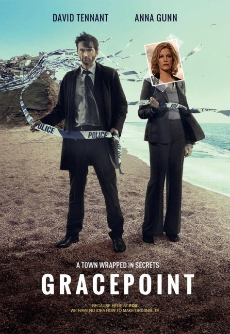 Gracepoint - poster
