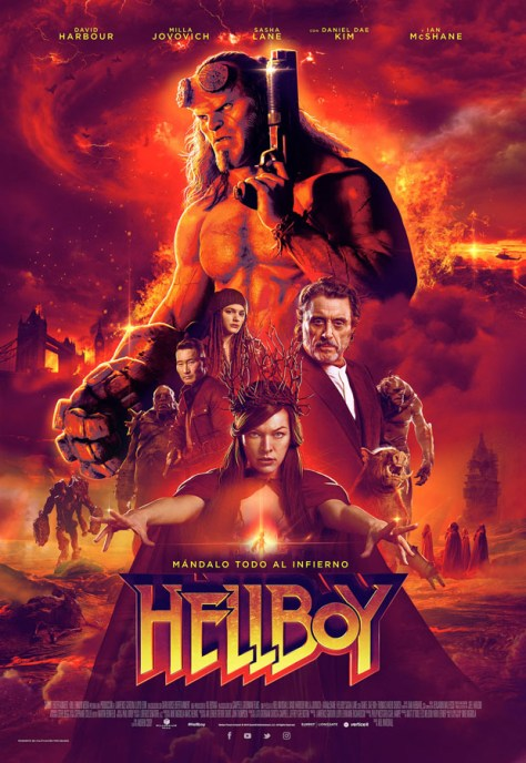 Hellboy - poster