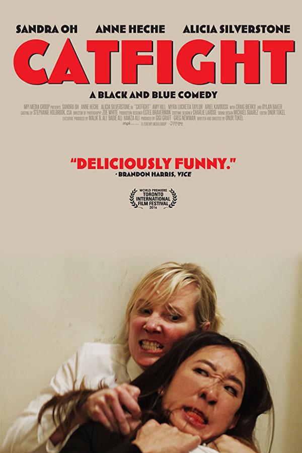 Catfight - poster
