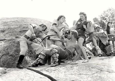 Las mujeres vikingo y la serpiente del mar 02