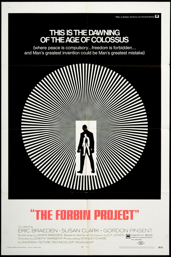 Colossus - poster