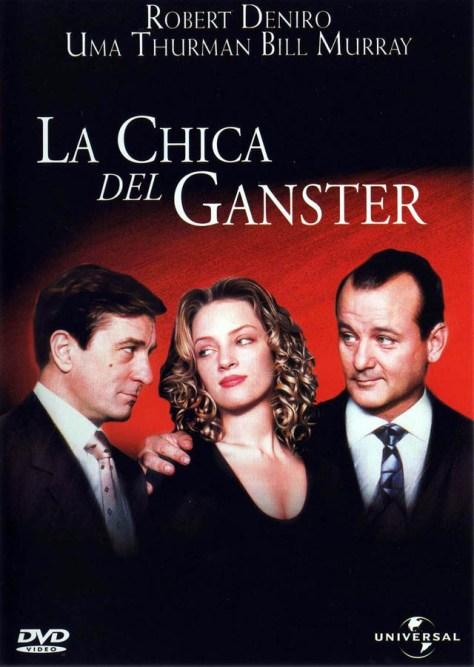 La chica del gángster - poster