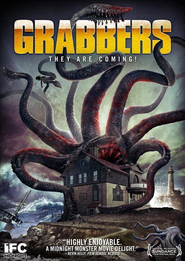Cartel de la película Grabbers