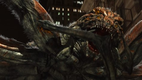 Fotograma de la película Spiders