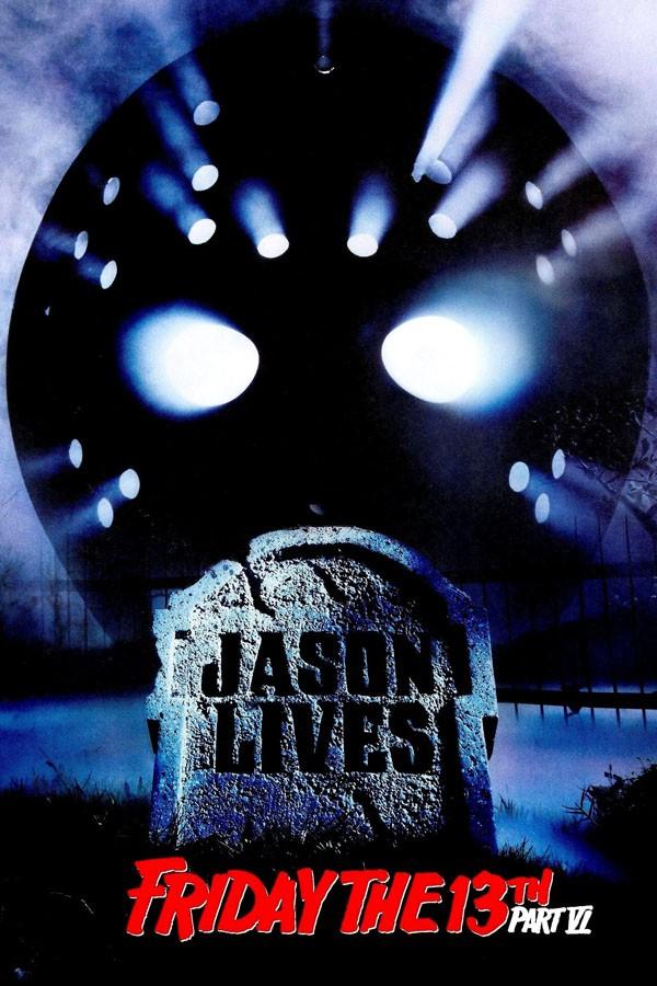 Viernes 13 6ª Parte: Jason vive - poster