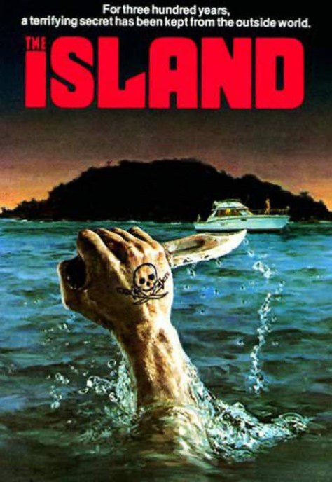 La Isla - poster
