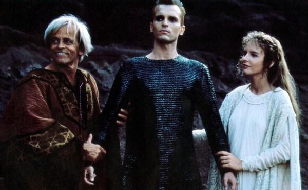 El Caballero del Dragón (1985), San Jorge interestelar