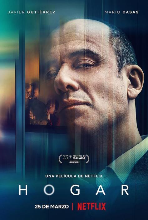 Cartel de la película Hogar, de 2020