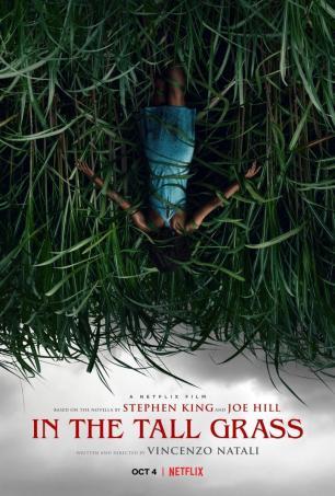 Cartel de la película En la hierba alta, de 2019