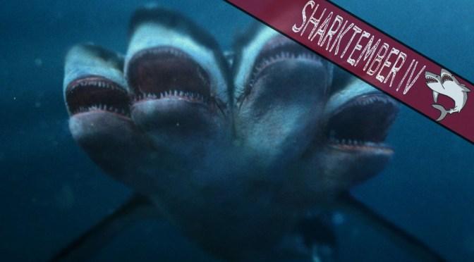 El Ataque del Tiburón de Cinco Cabezas (2017), por la cola te la hinco