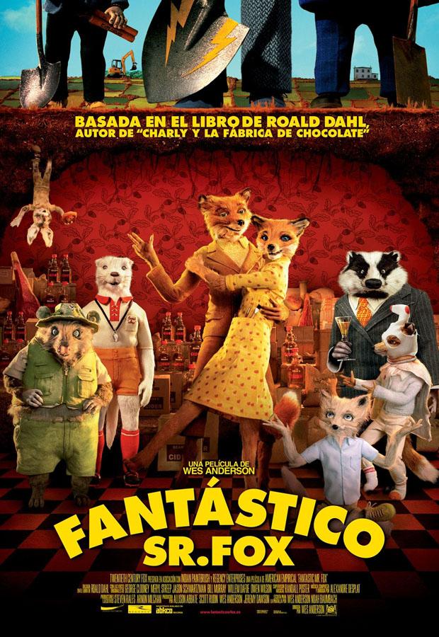 Fantástico Sr. Fox - poster