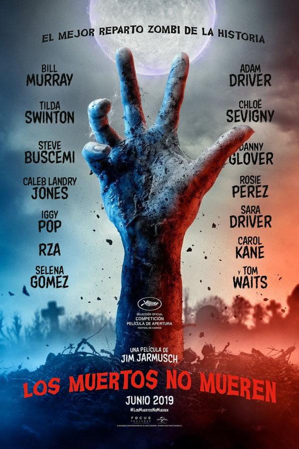 Los Muertos no Mueren - poster