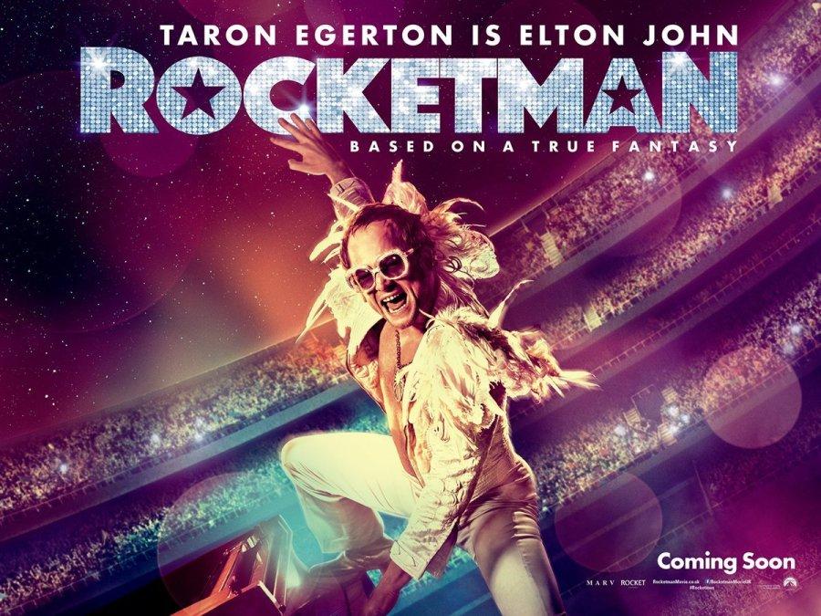 Cartel de la película Rocketman