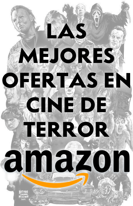 Collage Terror Amazon