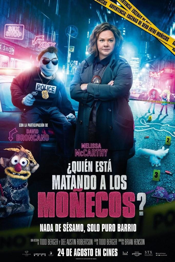 ¿Quién Está Matando a los Moñecos? - poster