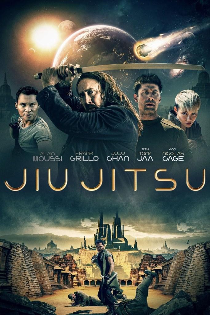 Jiu Jitsu - poster