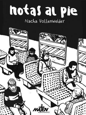 TAPA - Nacha Vollenweider - Notas al pie - recorte