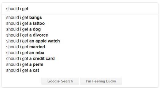 Google: should i get