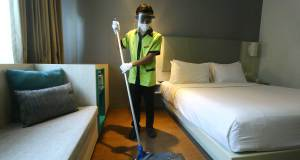 Application of Health Protocols in Hotels