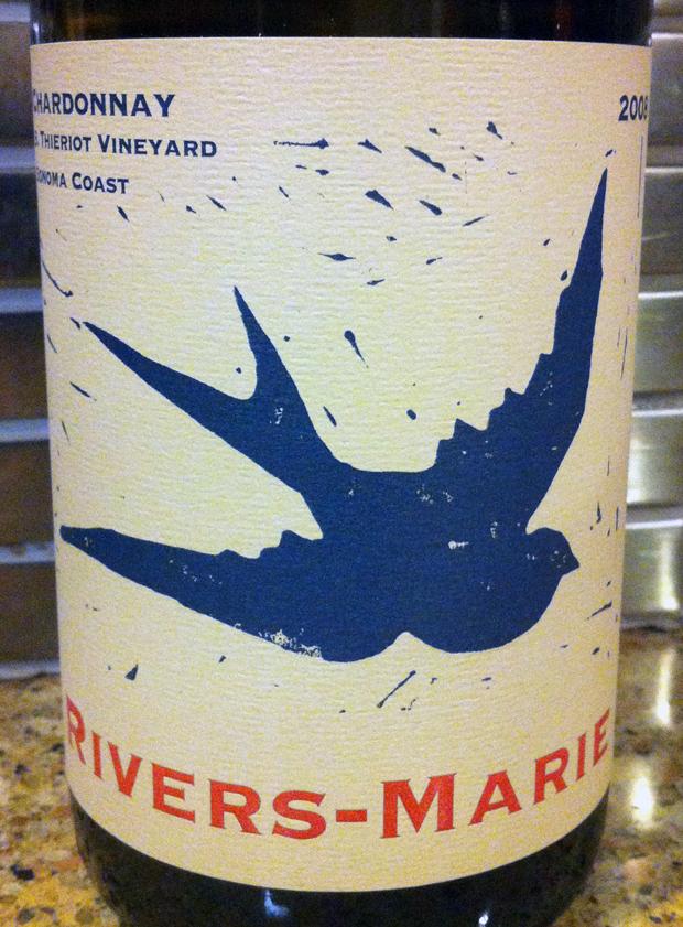 2008 Rivers Marie Chardonnay