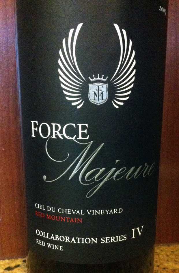 2013 Force Majeure Spring Release