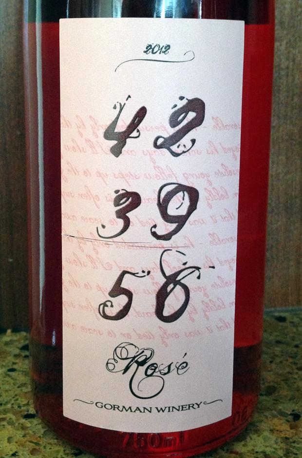 2012 Gorman 42-39-56 Rose