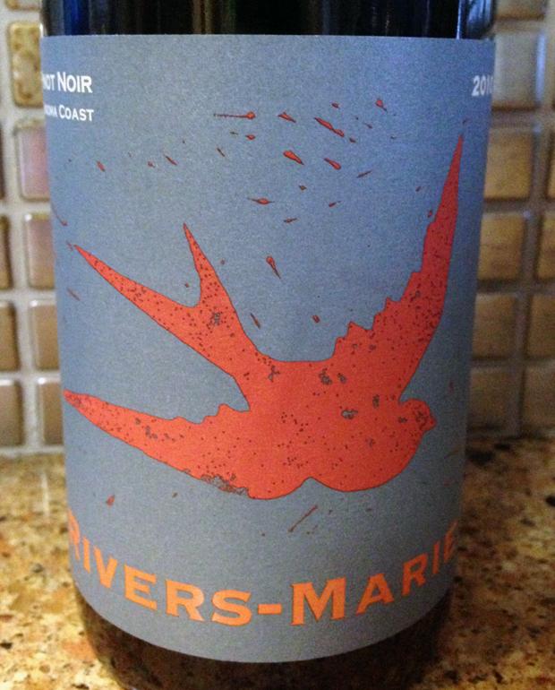 2010 Rivers Marie Pinot Noir