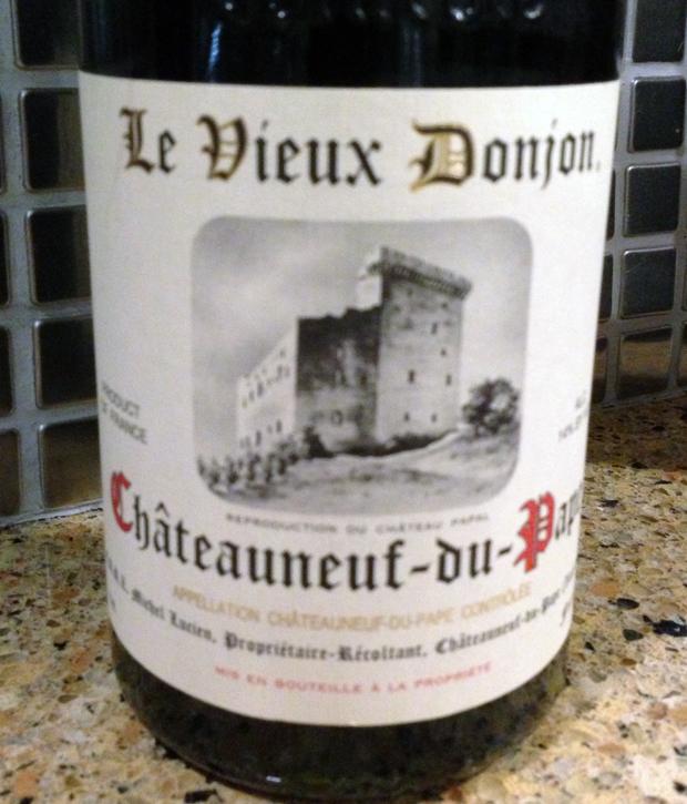 2004 Vieux Donjon