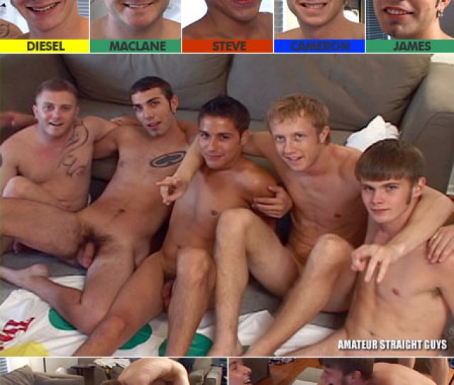 Naked Twister At Amateur Straight Guys Waybig