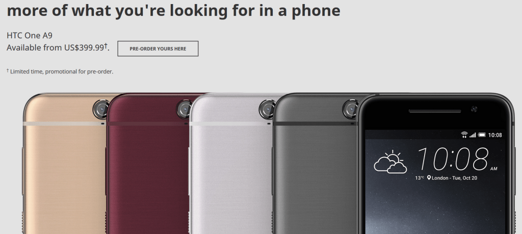HTC-One-A9-unlocked-edition-allows-users-to-install-custom-ROMs-without-fear-of-losing-their-warranty