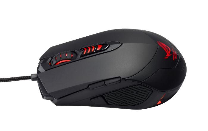 ROG GX860 Buzzard Mouse - White