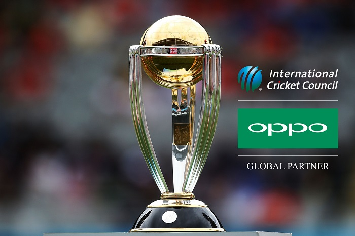 ICC and OPPO Announce a 4-Year Global Partnership