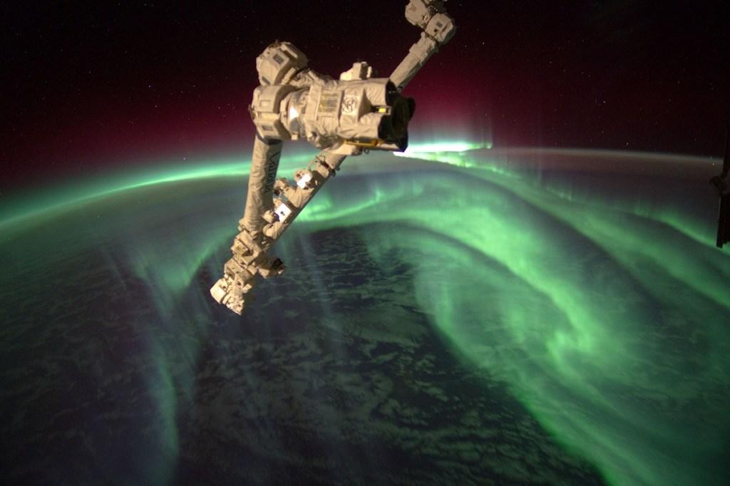 aurora autralis_satellite photo