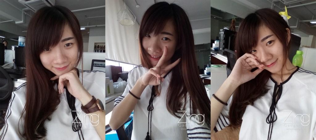 flash plus 2 selfie
