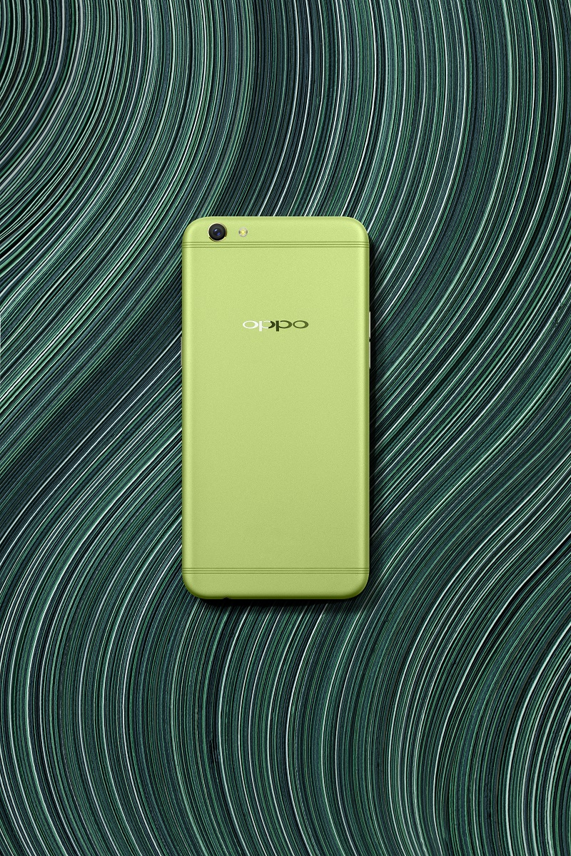 OPPO R9s Green Edition (4)