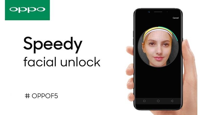 Facial Unlock - F5 (2)