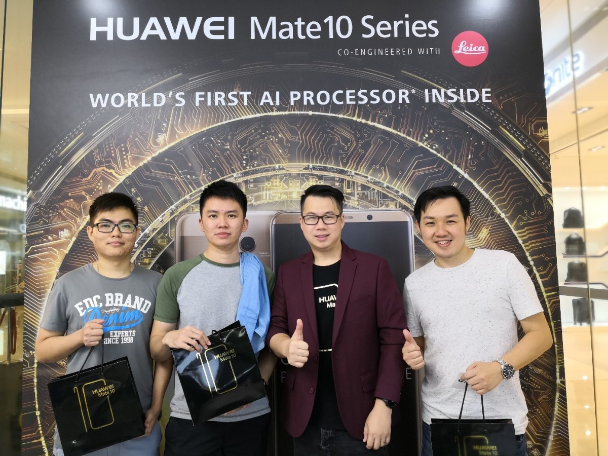 HUAWEI Mate 10 Pro arrives in Malaysia_2