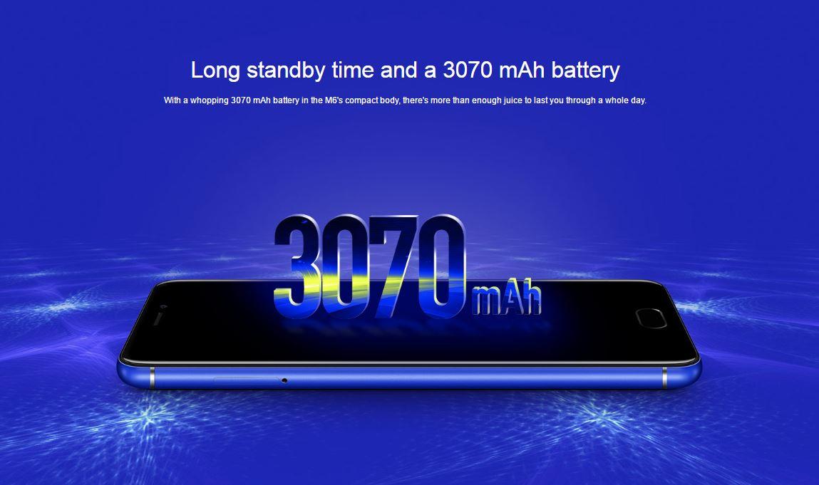 m6 battery
