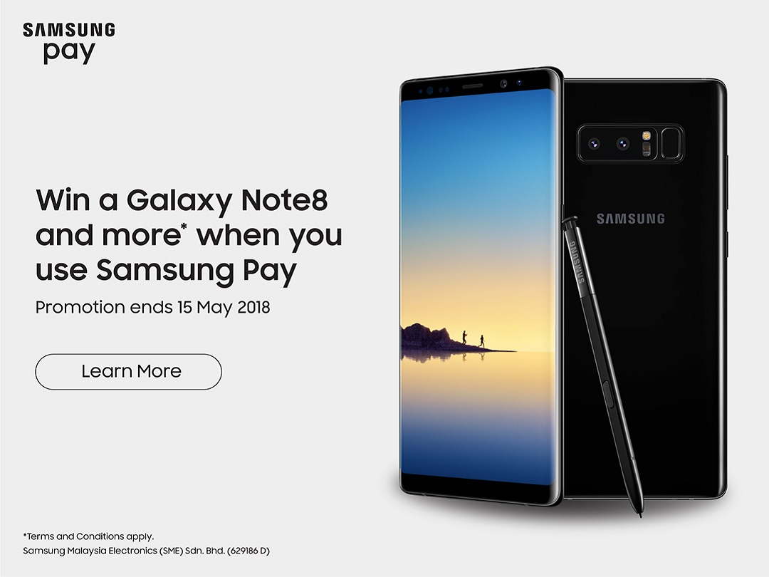 Samsung Pay Template