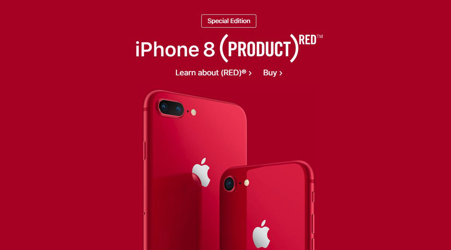 iphone 8 red featured