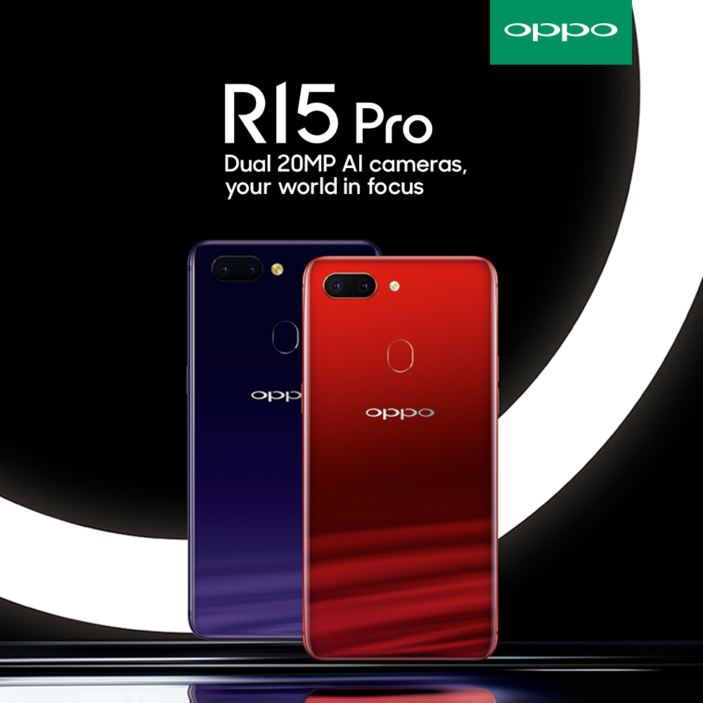 R15 Pro is coming