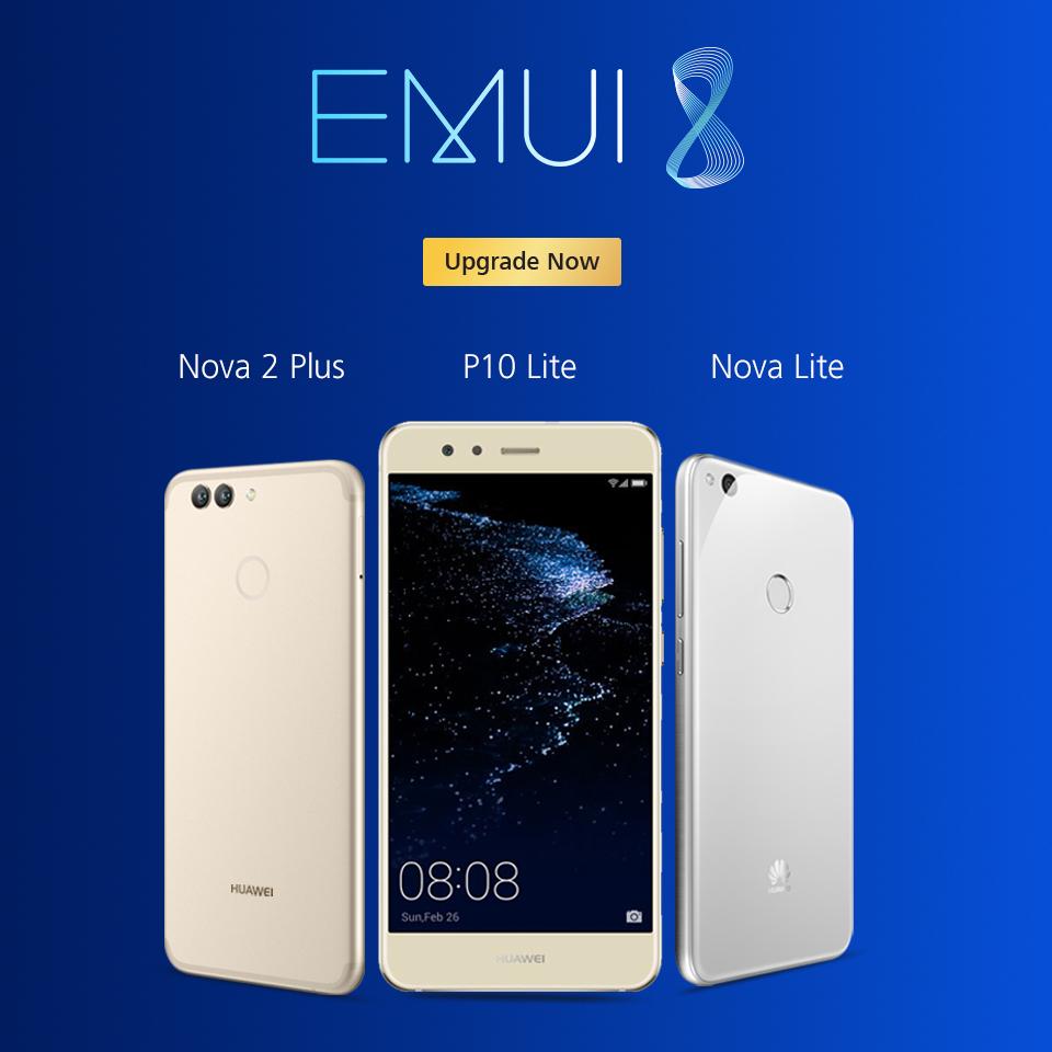 EMUI8.0 Update1