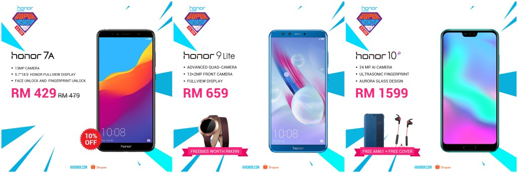 honor super day
