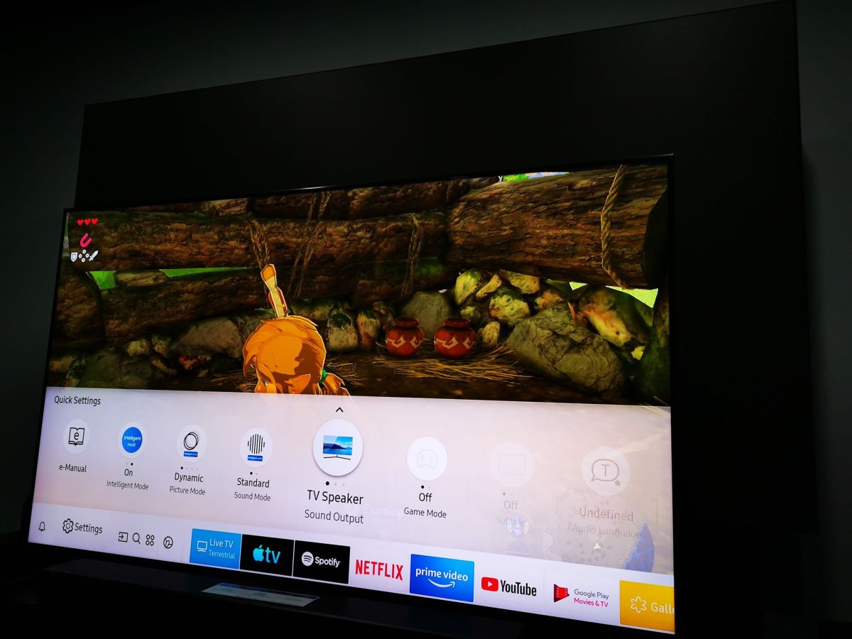 Samsung 8K QLED TV & Q90R gaming experience - Zing Gadget