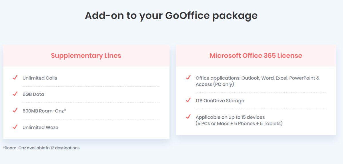Microsoft & UMobile launch GoOffice package: Office 365 + 3