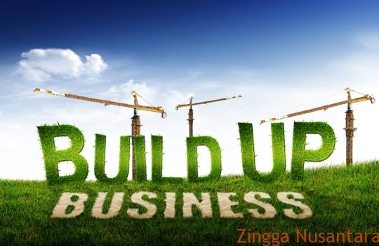 Membangun bisnis lebih sulit dibandingkanmenjalankan bisnis yang sudah ada.