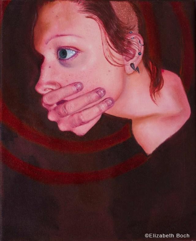 Zinggia Art Scholarship Winner Elizabeth Boch